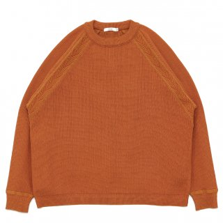 Tasukigake Knit / ORANGE