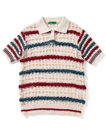 DRY KNIT POLO SHIRT