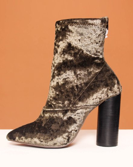 MIDDLE LENGTH VEROUR BOOTS