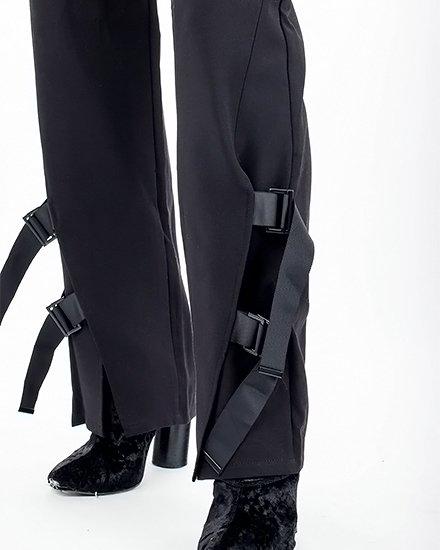 BUCKLES PROPERTY PANTS