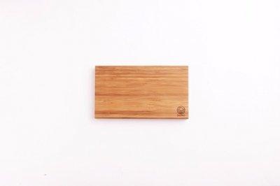 九雲 竹のまな板 ショート