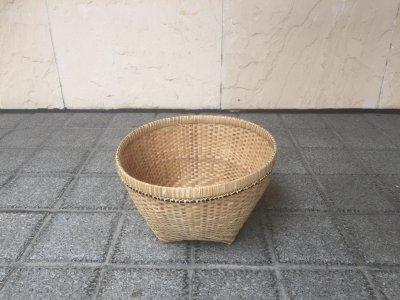 【松野屋】バリバンブー角型バスケットM