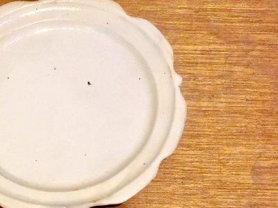古谷浩一さんの鉄散 彫刻皿(6寸)