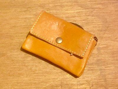 財布(牛革/ブラウン)
