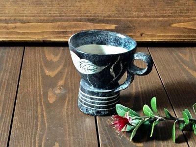 松本伴宏さんのマグカップ(信楽)