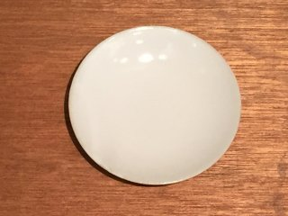 益子焼 道祖土和田窯 5寸皿 ヌカ