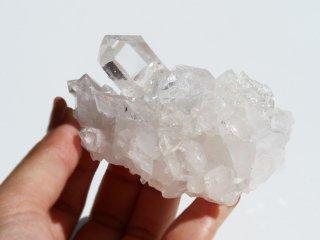 【Q39】水晶の聖地アーカンソーの水晶クラスター