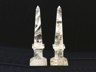 【Q75】聖域を作り出す!光り輝くオベリスク水晶