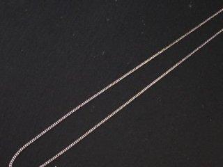シルバー925 チェーン   50.8cm