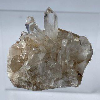 天然石 クラスター ティップリン産ガネーシュヒマール水晶