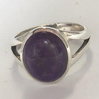 天然石アクセサリー 指輪    スギライト #12