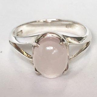 天然石アクセサリー 指輪    スターローズクォーツ #12