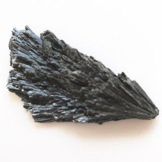 天然石 原石  ブラック カイヤナイト