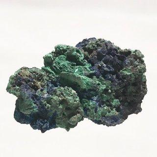 天然石 原石 アズロマラカイト(アズライト・マラカイト)