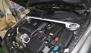 UltraRacing  フロントストラットタワーバー メルセデスベンツ w176 A45  w117 CLA45  x156 GLA45