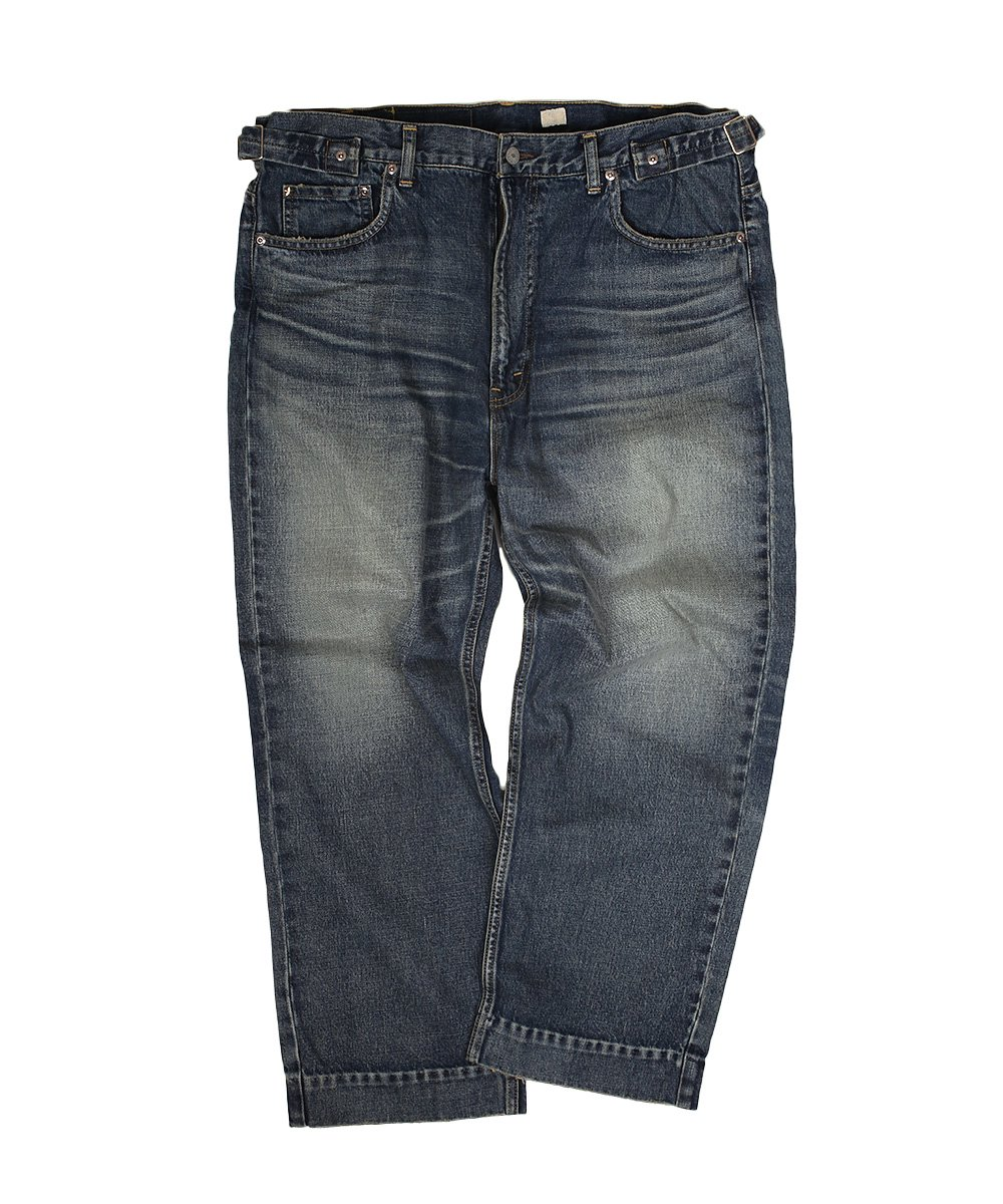 BIG CINCH JEANS (WASHED OUT)