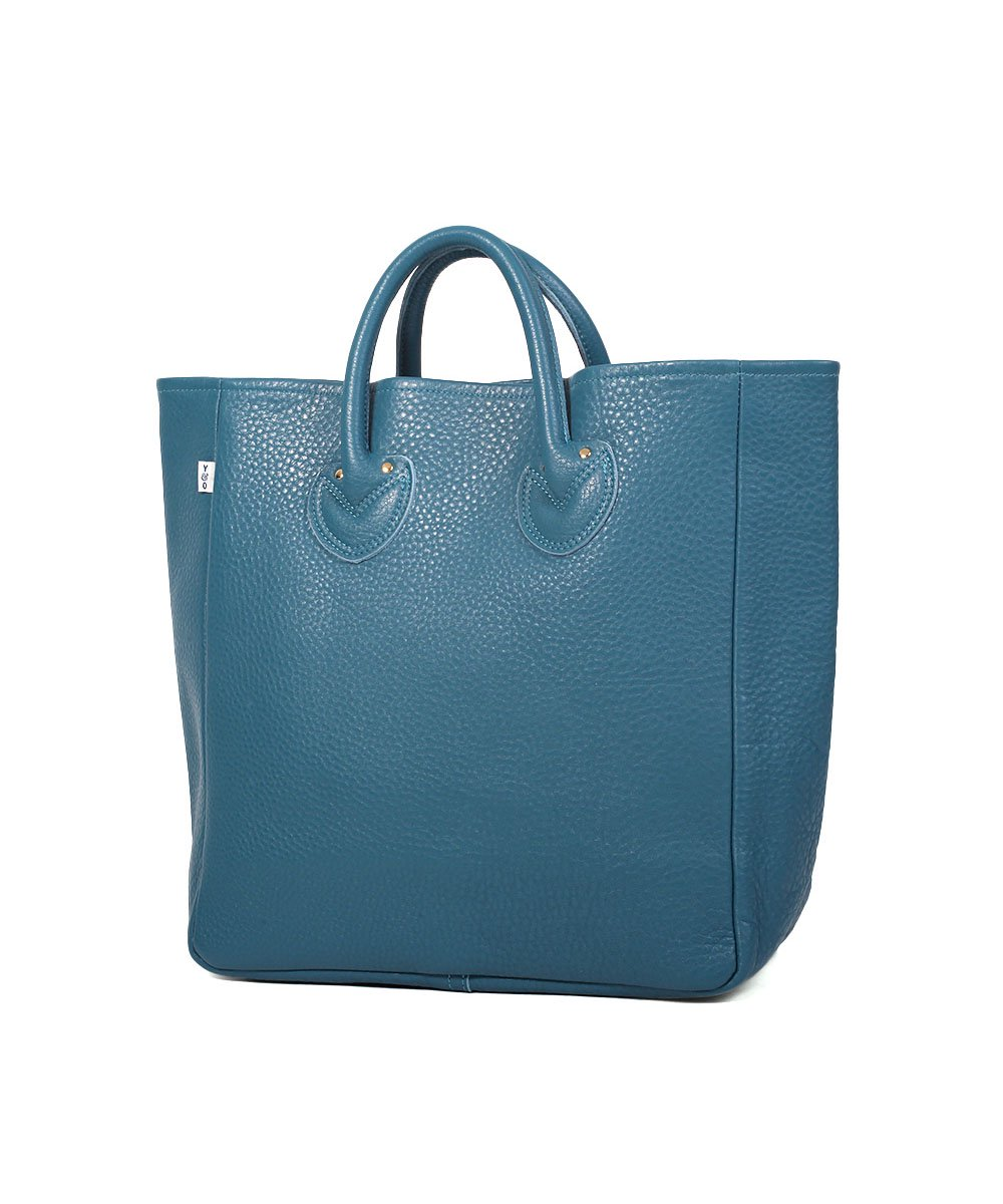 PAINTER'S LEATHER TOTE