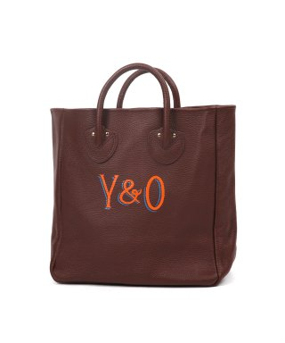 YOUNG & OLSEN PAINTER'S LEATHER TOTE
