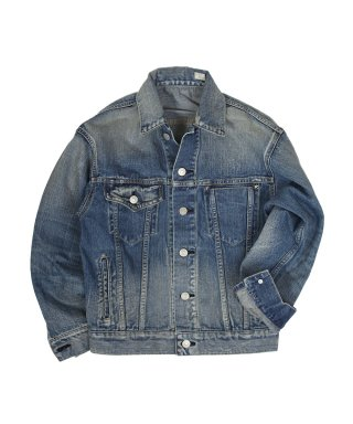 YOUNG & OLSEN YOUNG STAR JACKET(WASHED OUT)