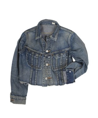 YOUNG & OLSEN YOUNG CUT COWBOY JACKET