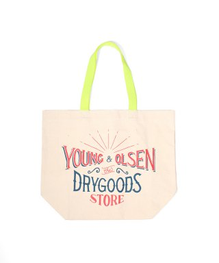 YOUNG & OLSEN MARKET TOTE