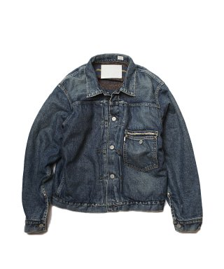 YOUNG & OLSEN WINTER DENIM BLOUSE