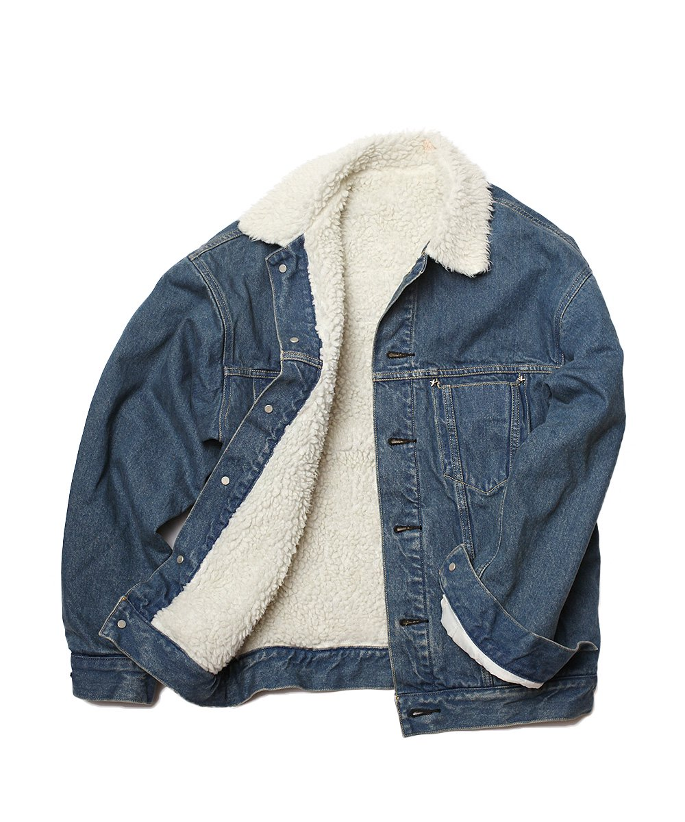 YOUNG SHELPA JACKET