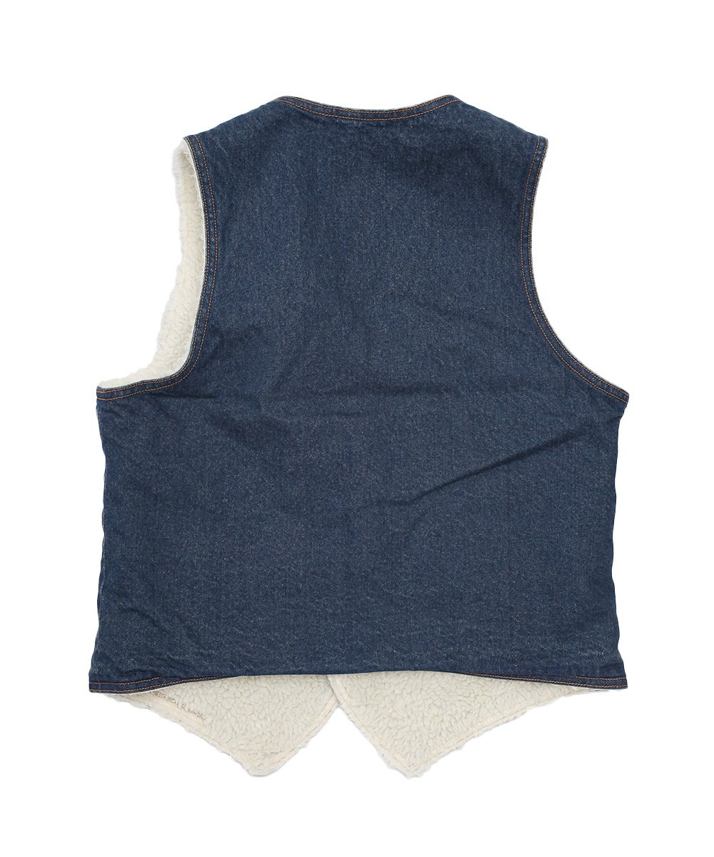 YOUNG SHELPA VEST (WASHED OUT)