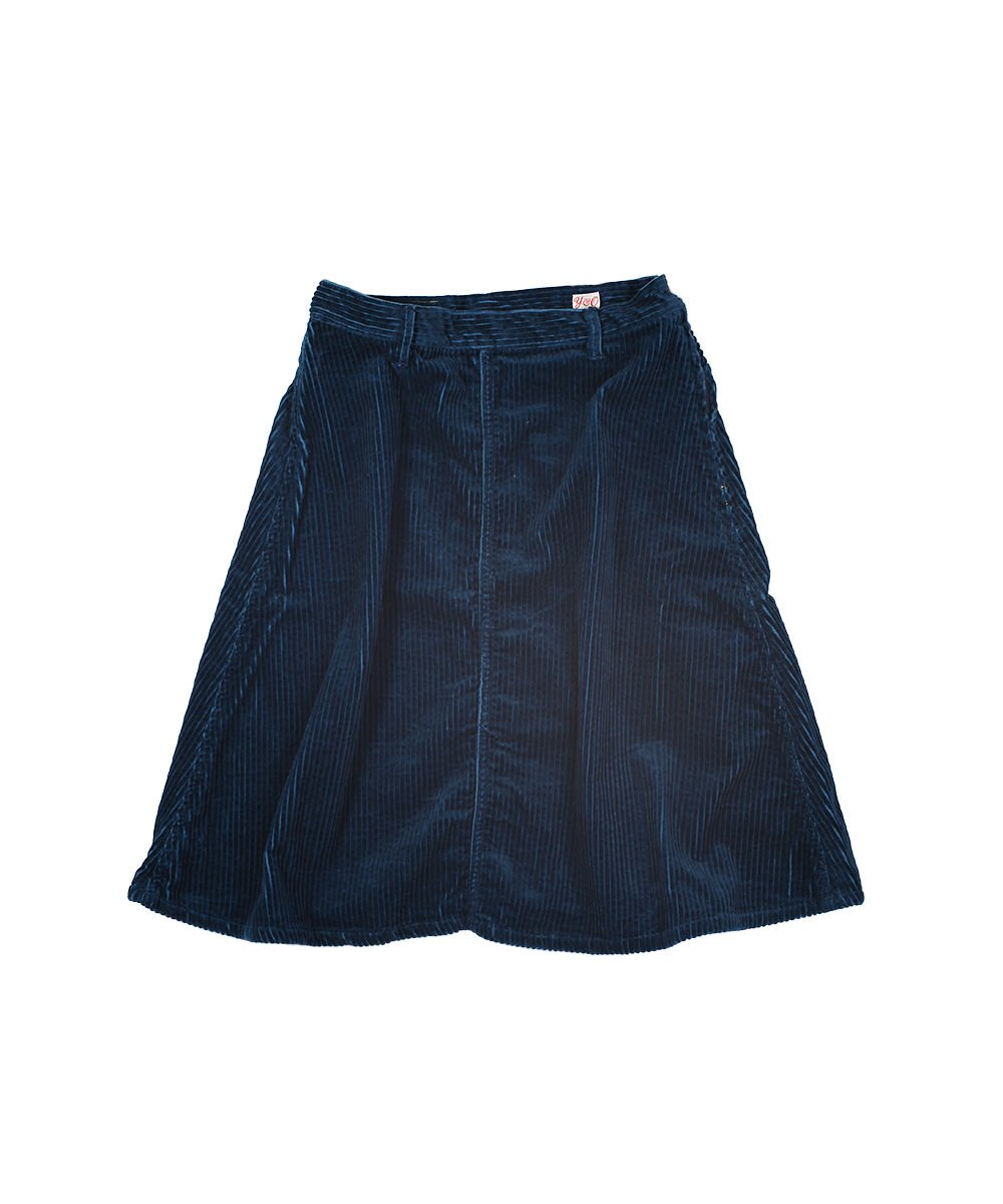 YOUNG CORD SKIRT