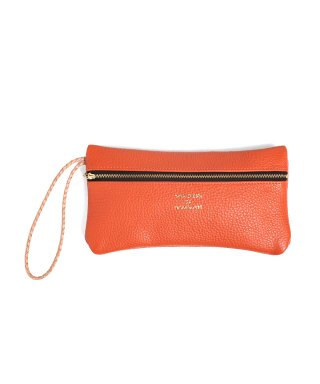 YOUNG & OLSEN WESTERN LEATHER POUCH M
