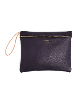 YOUNG & OLSEN WESTERN LEATHER POUCH L