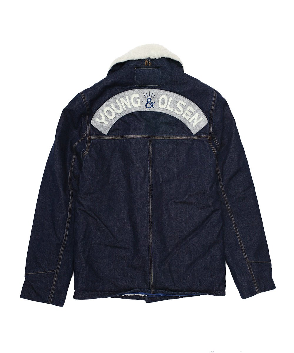 YOUNG SHELPA CAR COAT