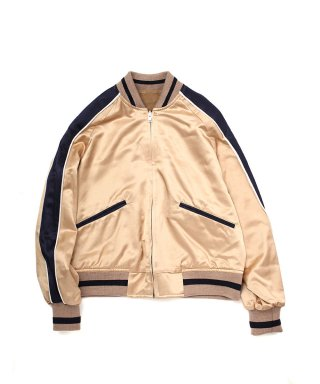YOUNG & OLSEN SATIN JAPAN JACKET