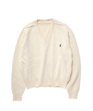 YOUNG & OLSEN CAT SUMMER SWEATER VN