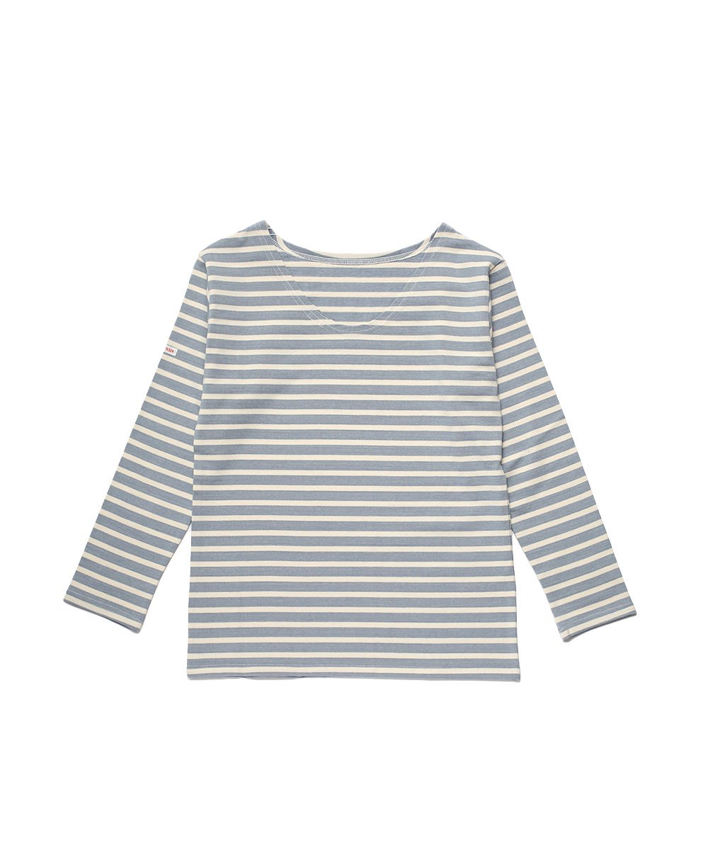 VINTAGE STRIPE REAR END TEE