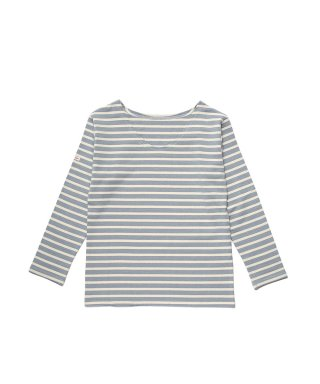 YOUNG & OLSEN VINTAGE STRIPE REAR END TEE