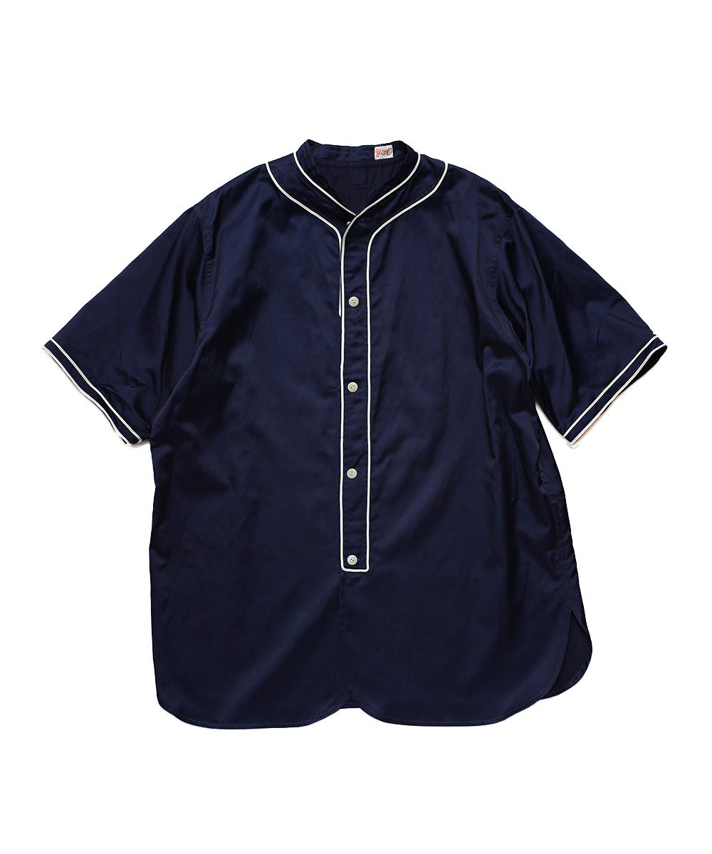 SATIN BASEBALL SHIRT