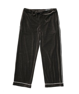 YOUNG & OLSEN VELOUR PYJAMA PANTS