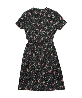 YOUNG & OLSEN FLOWER FIELD DRESS
