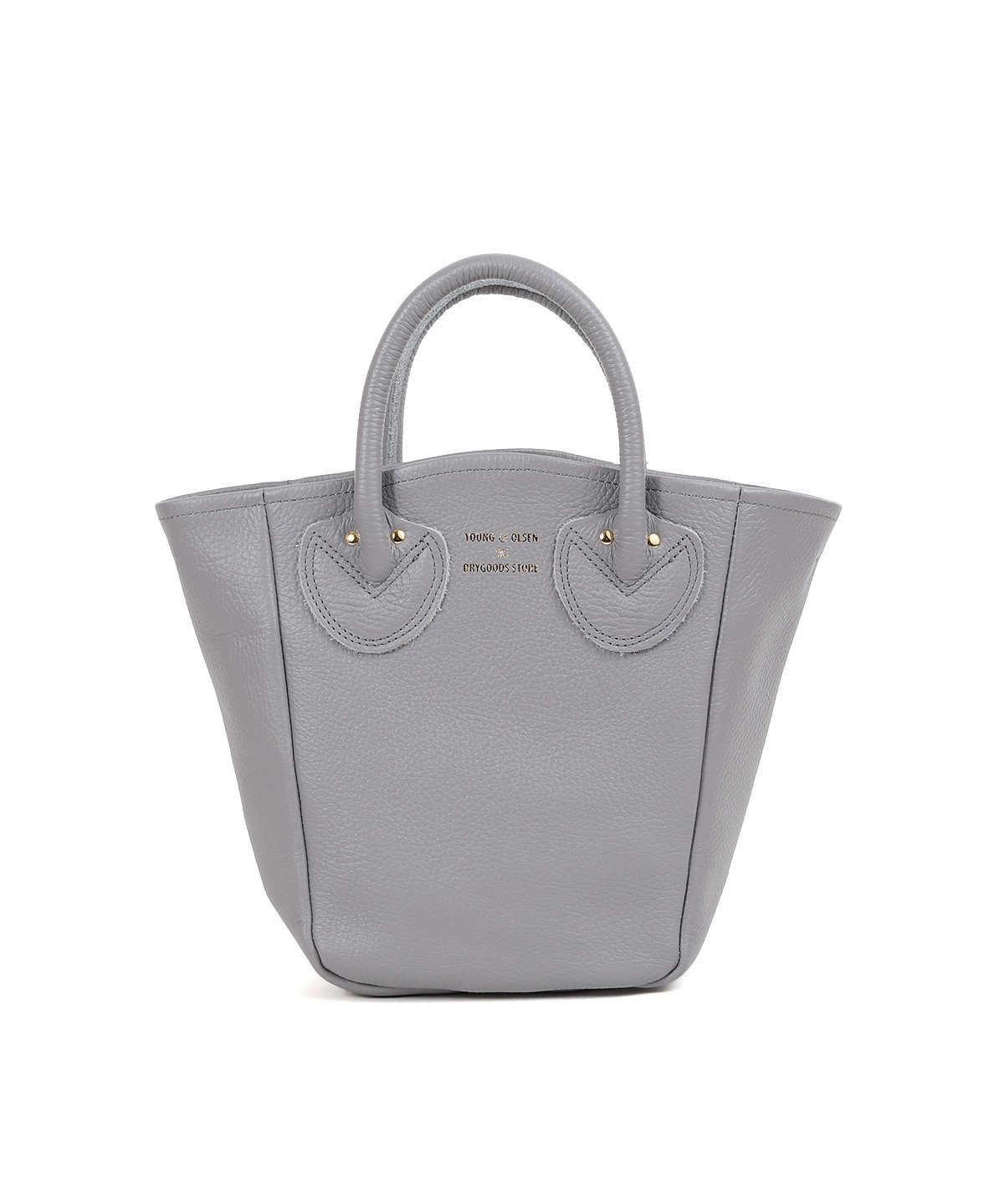 PETITE LEATHER TOTE