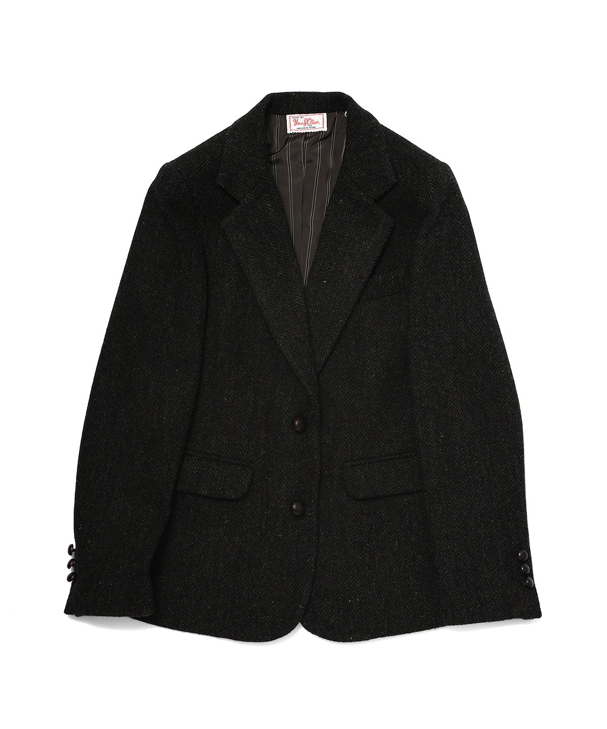 GENTLEWOMAN TWEED JACKET