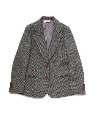 YOUNG & OLSEN GENTLEWOMAN TWEED JACKET