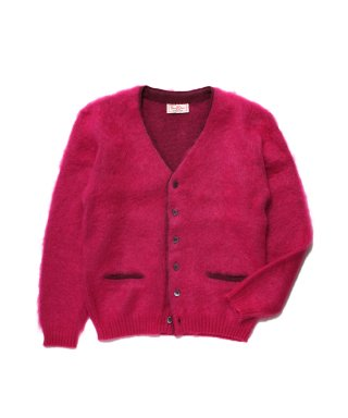 YOUNG & OLSEN GRUNGE MOHAIR CARDIGAN