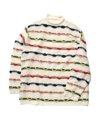 YOUNG & OLSEN KALEIDOSCOPE SWEATER