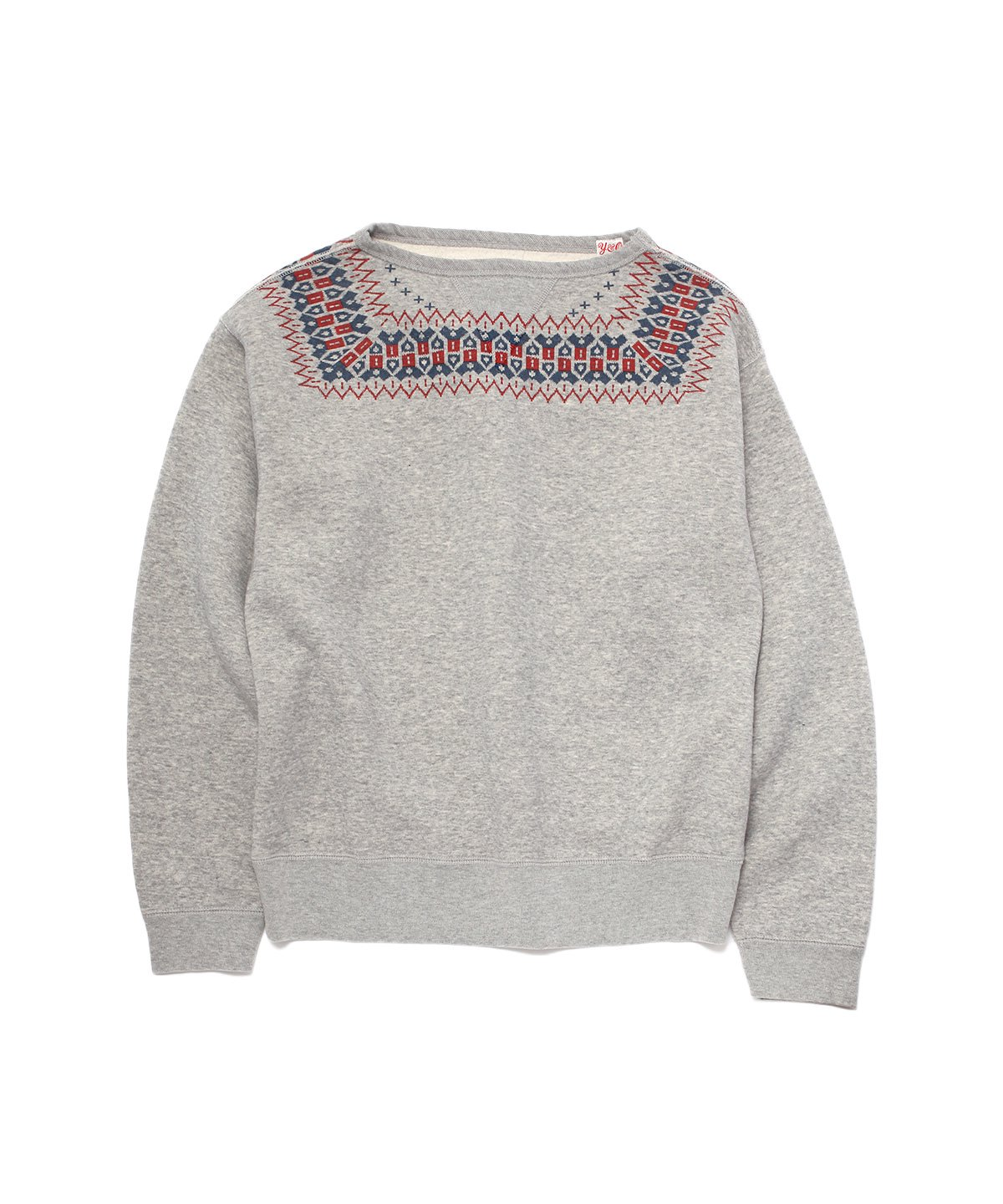VINTAGE SNOWFLAKE SWEAT