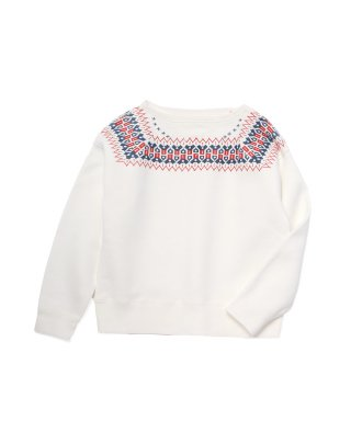 YOUNG & OLSEN VINTAGE SNOWFLAKE SWEAT