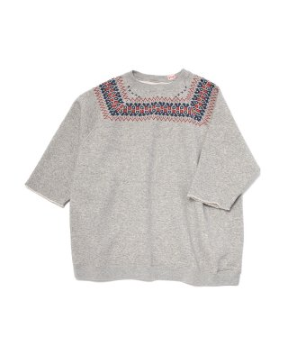 YOUNG & OLSEN BIG SNOWFLAKE SWEAT
