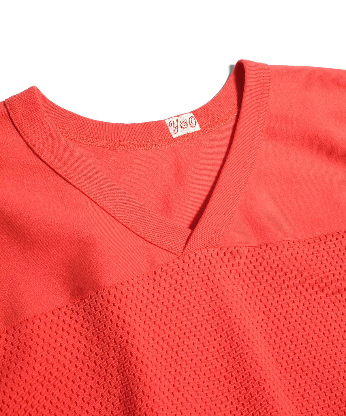 COTTON MESH FOOTBALLER