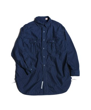YOUNG & OLSEN TIN STRAP WABASH SHIRT