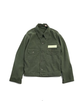 YOUNG & OLSEN HALF METAL JACKET